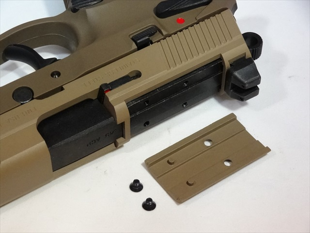 Cybergun FNX-45 Tactical Gas Blowback Pistol